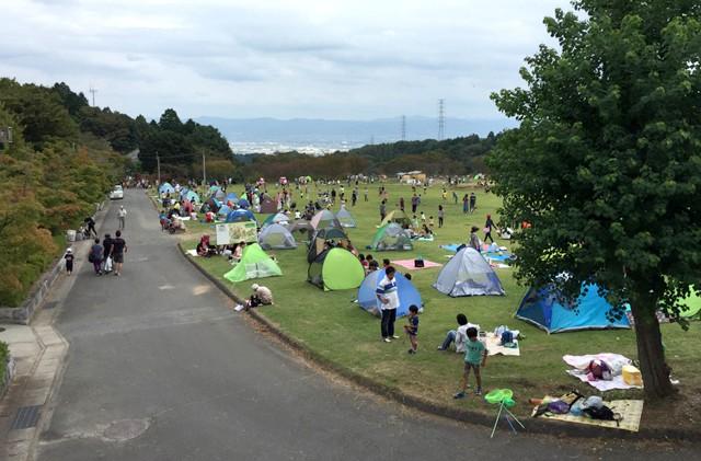穴場じゃない味覚狩り・BBQ場「信貴山のどか村」in 大阪(奈良)3